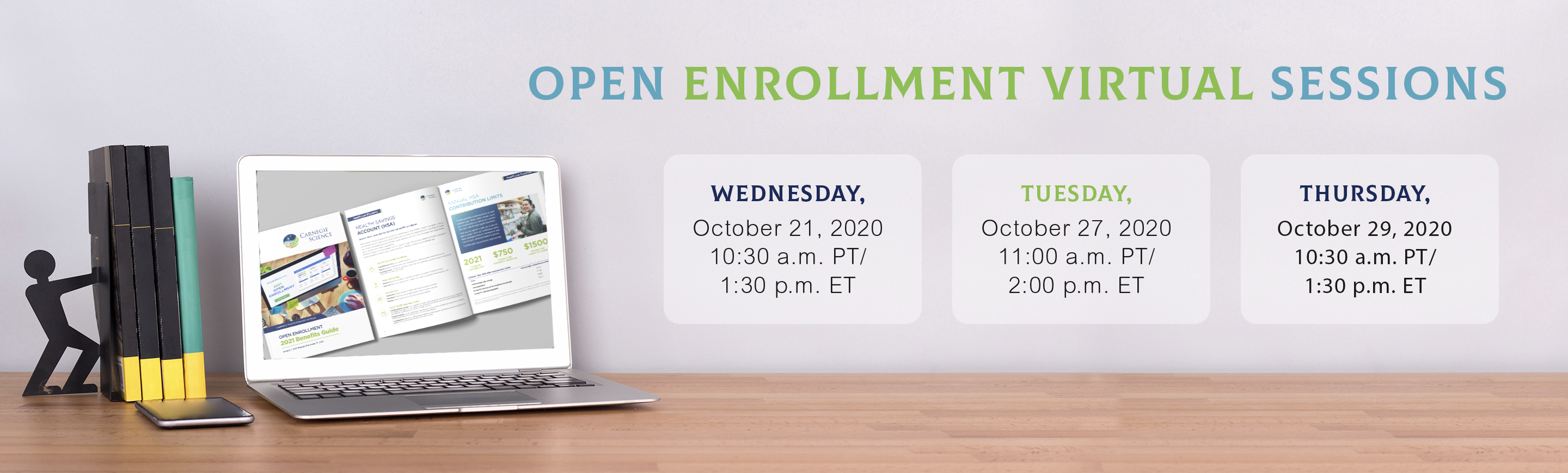 open enrollment save the date
